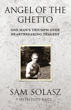 Angel of the Ghetto Independent Author Sam Solasz