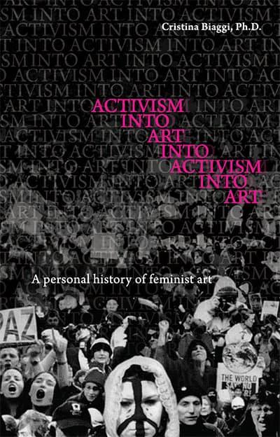 activism into art by cristina biaggi