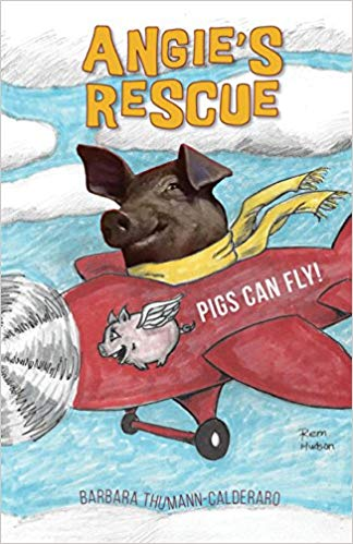 Angie's Rescue: Pigs Can Fly