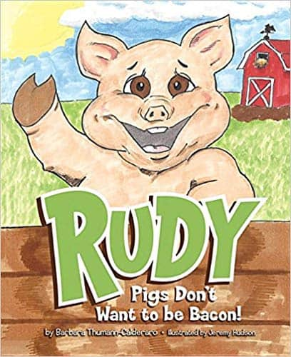 Rudy Pigs Don't Want to be Bacon