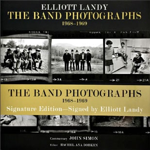 The Band Photographs by Elliott Landy