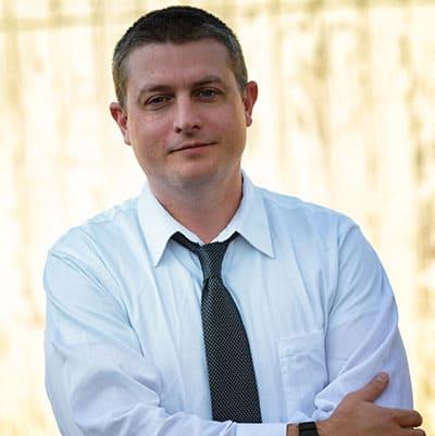 Joshua Dyer Author
