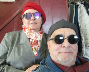 Tommy and Hilde Wilkins