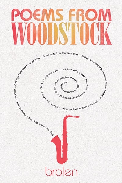 Poems from Woodstock by Brolen